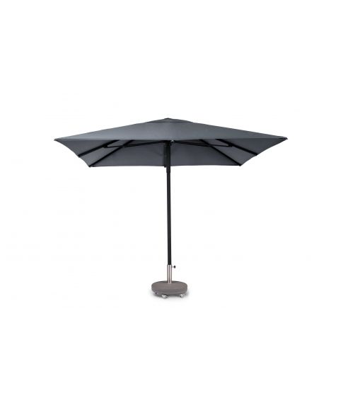 Parasol Sunray Gris Oscuro 1x